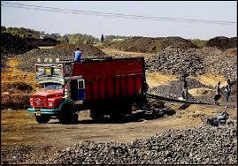 ILLEGAL COAL TRANSPORTATION IN MEGHALAYA
