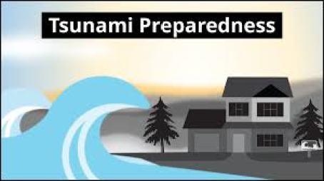 Preparedness before Tsunami: school project on tsunami