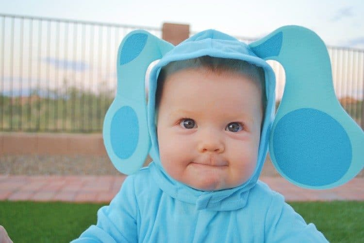 Blue Ears All Blues Clues