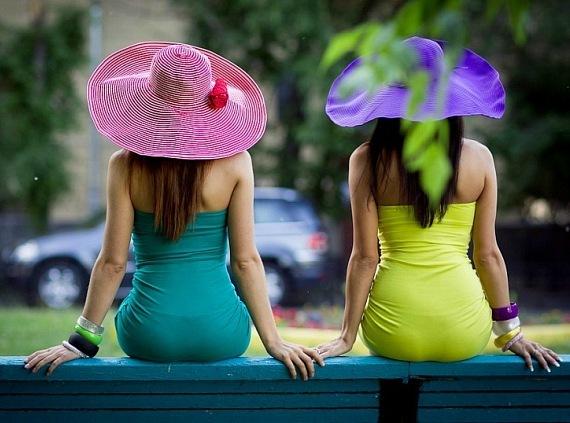 Летняя шляпа, модные летние шляпы, шляпы женские лето ...