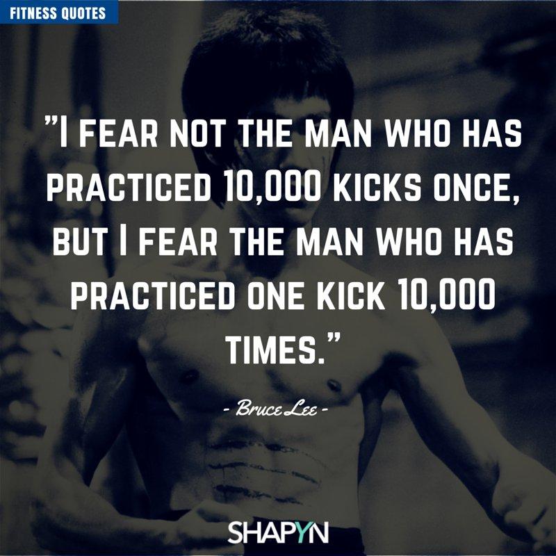 Martial Art Quote Englisch