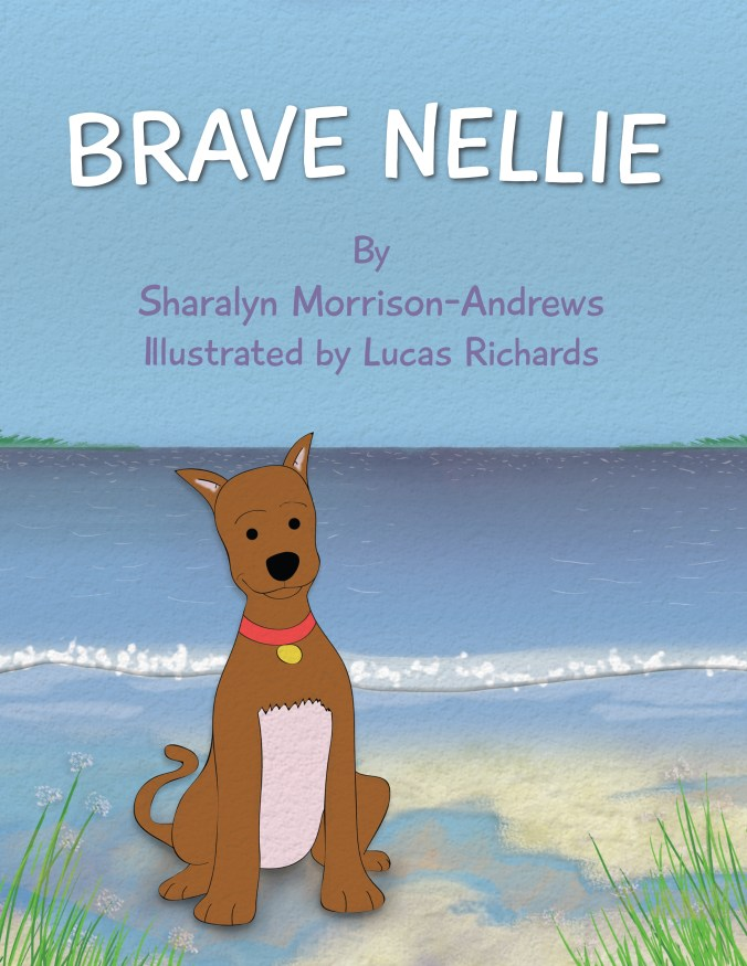 Brave Nellie Cover