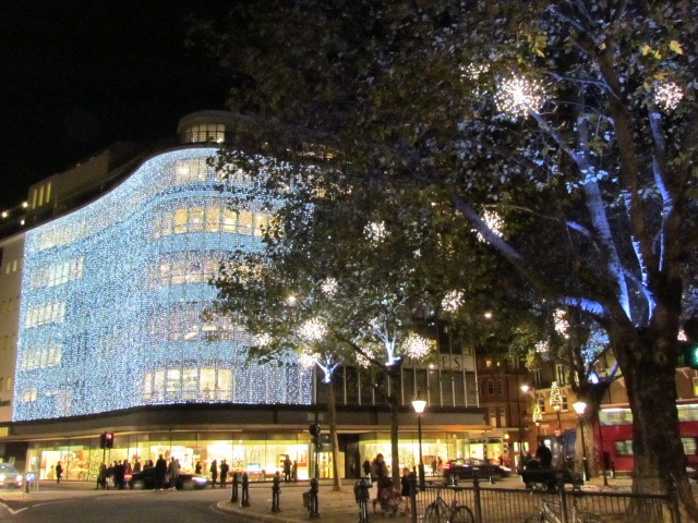Peter Jones and Sloane Square