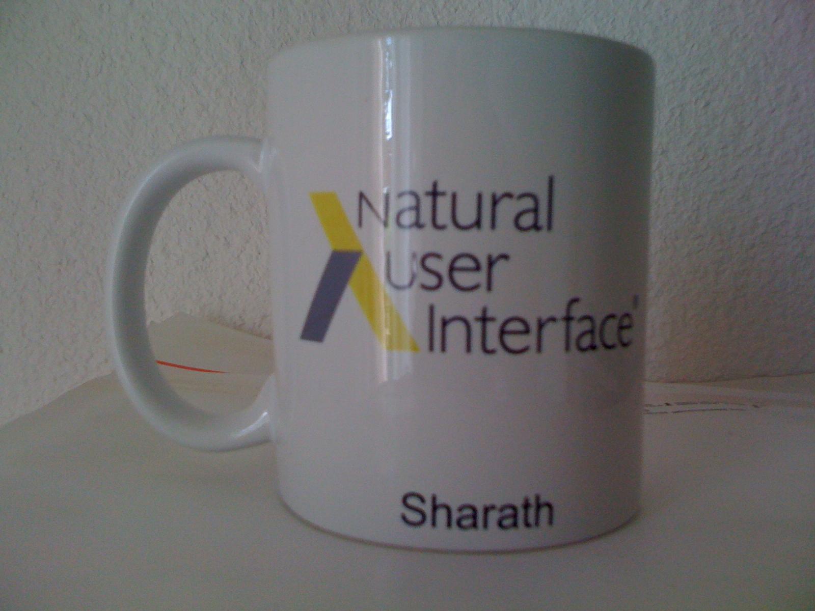 NUITeq Coffee Mug