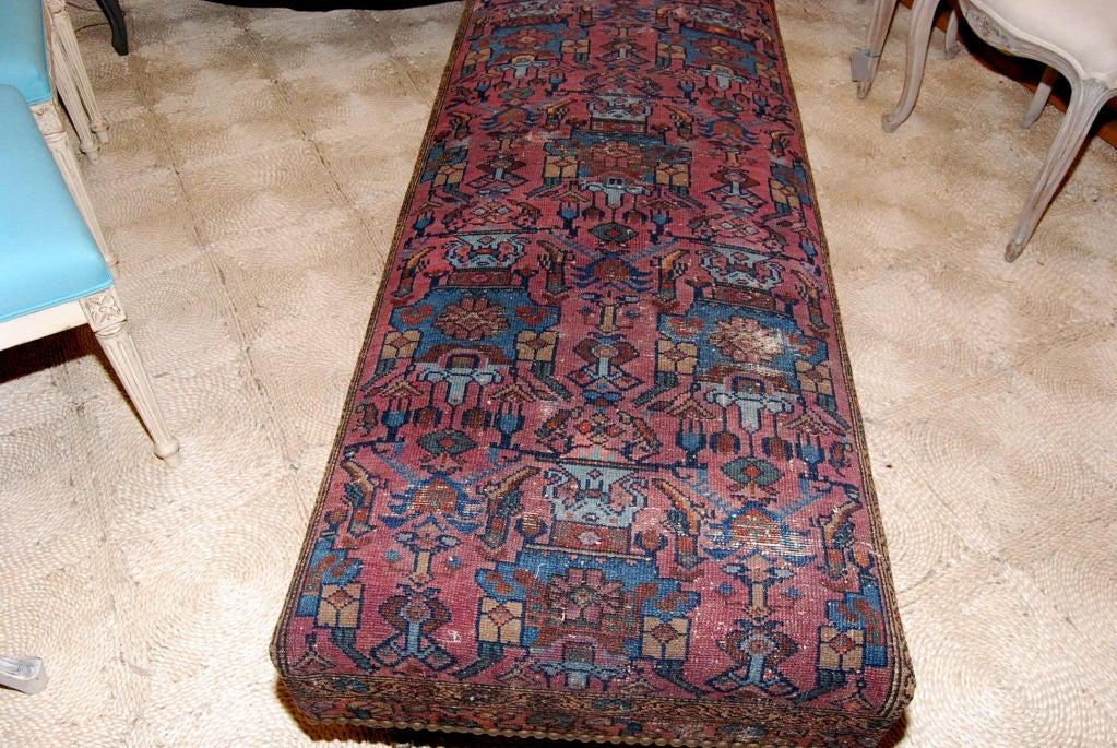 Long Ottoman Coffee Table