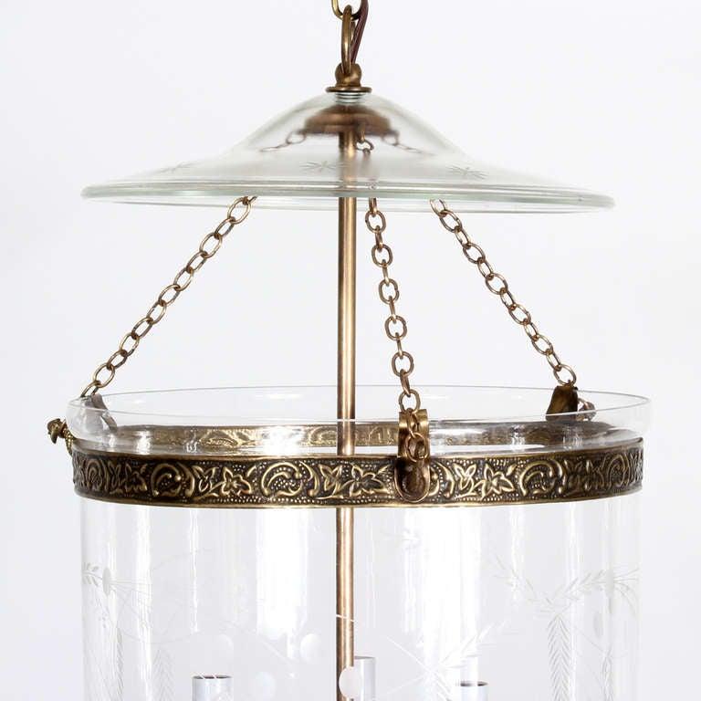Bell Jar Pendant Lighting