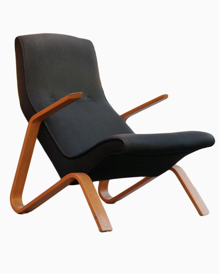 Classic Eero Saarinen Grasshopper Lounge Chair For Knoll
