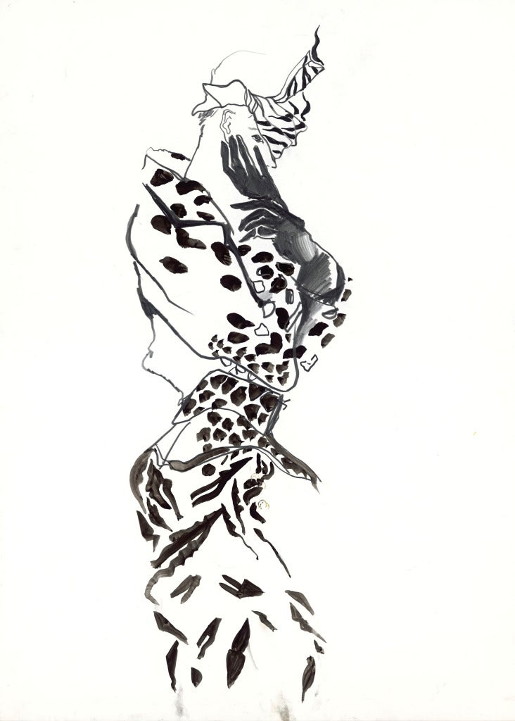 Jean-Louis Scherrer Haute Couture