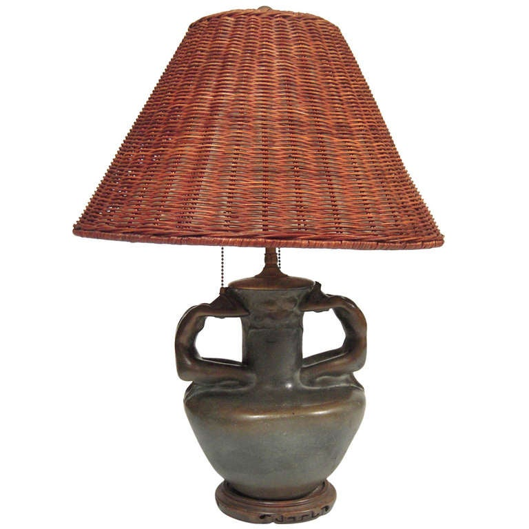 Arts And Crafts Period Lamps