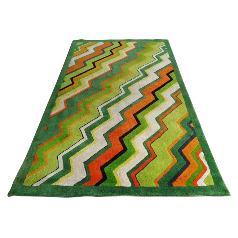 1970s Edward Fields Rug At 1stdibs