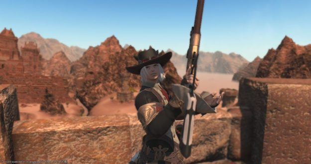 FFXIV] Ding! Machinist level 70 and 80! – Shards of Imagination