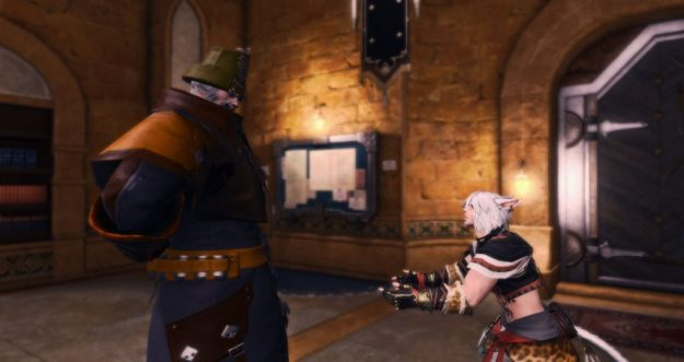 FFXIV] Getting back to the routine – Shards of Imagination