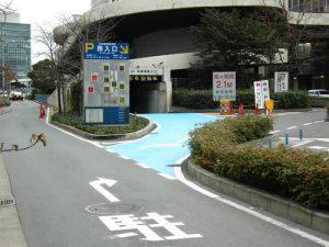 梅田 安い パーキング1
