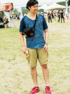 夏フェス 服装11