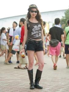 サマソニ 服装 レディース16