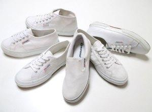 白スニーカー 洗い方1