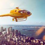 ヘリコプターから夜景が見たい!東京で遊覧飛行できるおすすめスポット