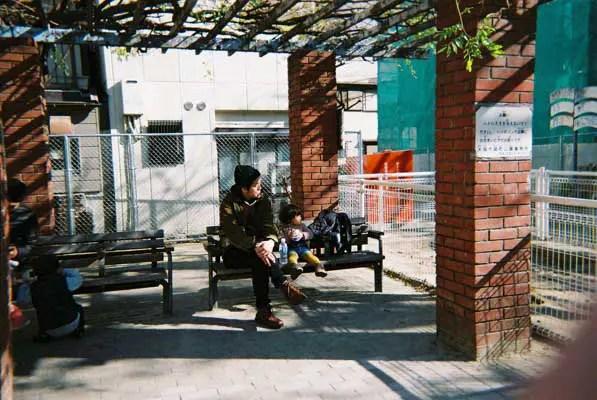 野崎梨奈のフィルム写真