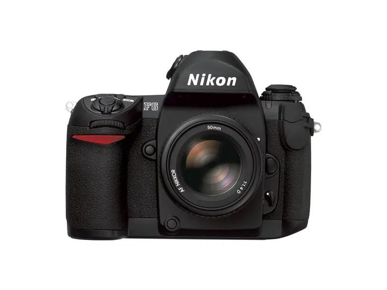 Nikon F6