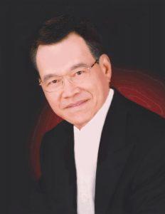 Portrait photo of David K. Lam (Courtesy of David K. Lam)