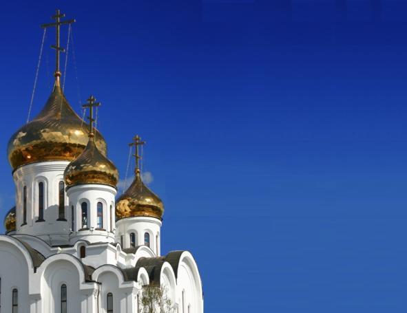 Monastère Russie - Pèlerinage