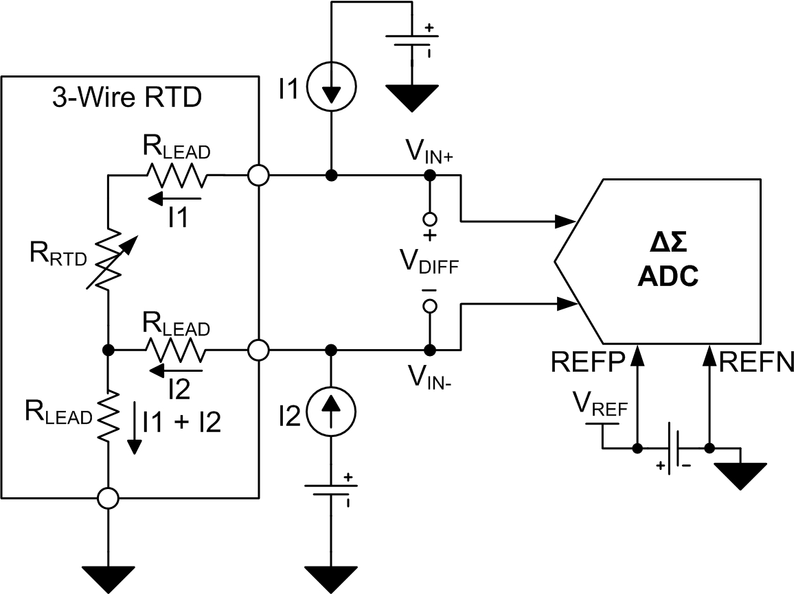 Rtd Connection Diagram 2wire Vs 3 Wire