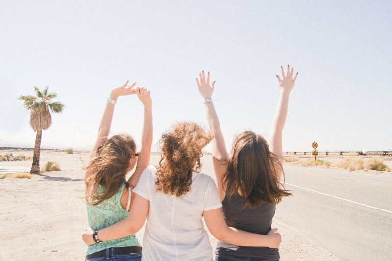 female genuine friendships