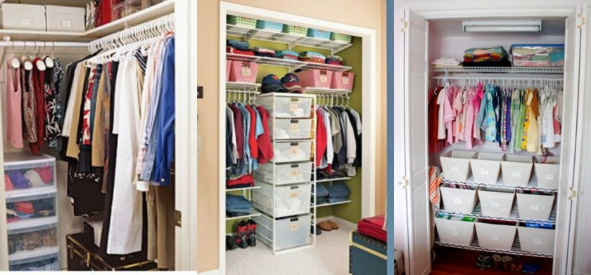 多加使用多層抽屜櫃及收納箱