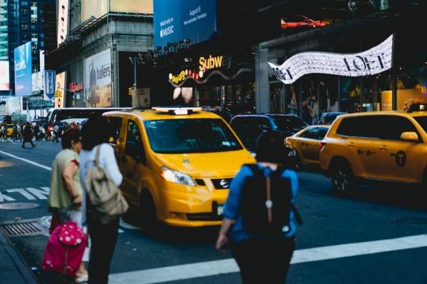 cab in NY