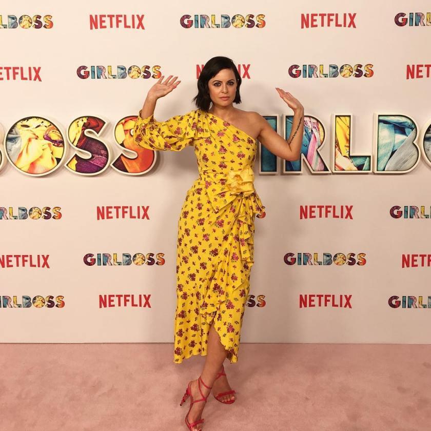 Sophia Amoruso 的故事被Netflix改拍成電視劇,台灣翻成《正妹CEO》