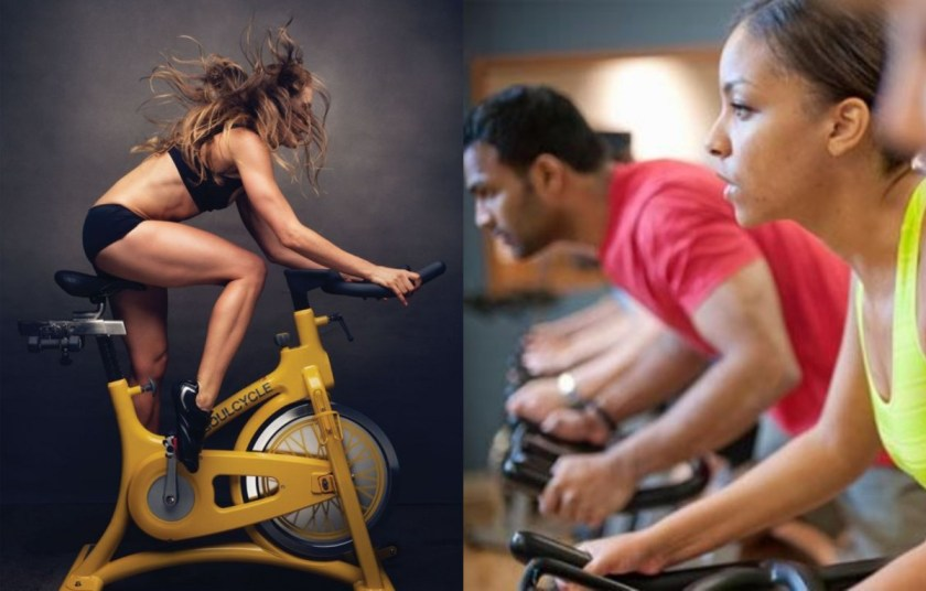 spinning bike workout