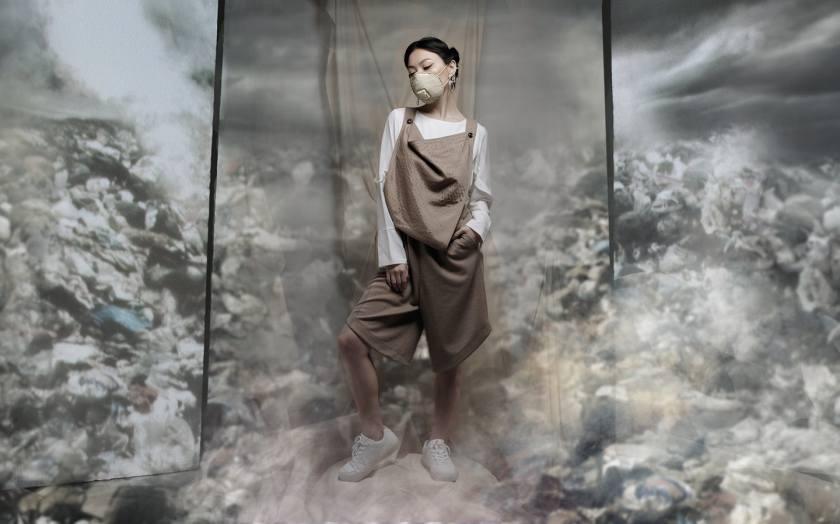 一衣多種穿法,又會否留住你對衣服的熱情?(Photo: Wisely DUO Production / Make Up: Kayan Kayan Makeup / Model: Joanna SueBee Joanna )