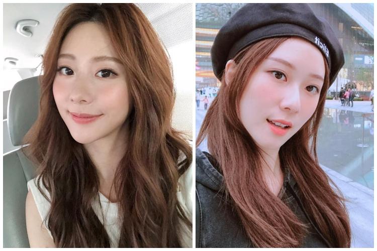 眉毛偏愛柔和平眉,幫助修飾額頭,因為顴骨高,更留意腮紅的位置。