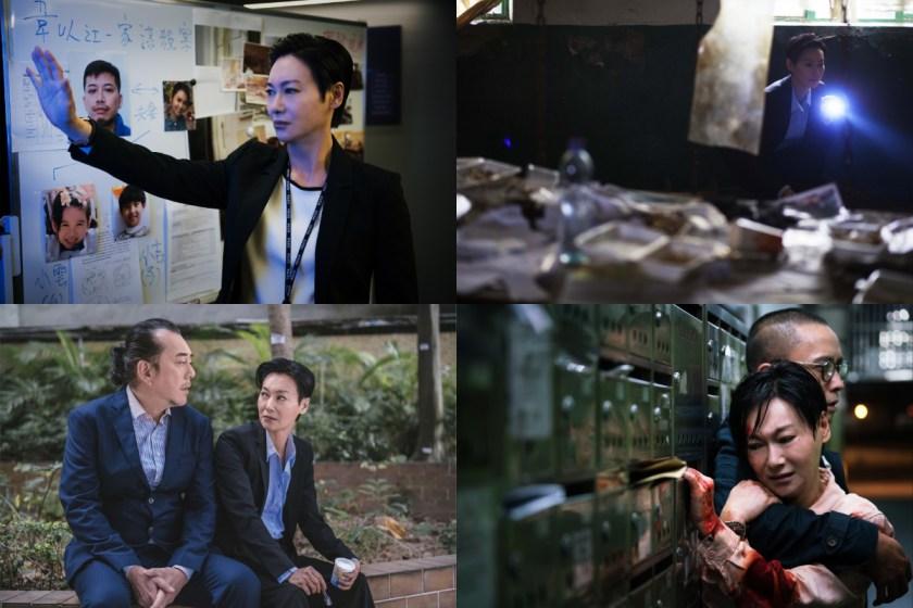 惠英紅經驗豐富,如這次在《心冤》中演飾演高級警官。