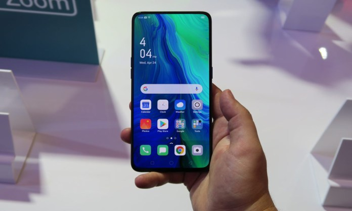 Oppo Reno phones officially announced with 10x hybrid zoom