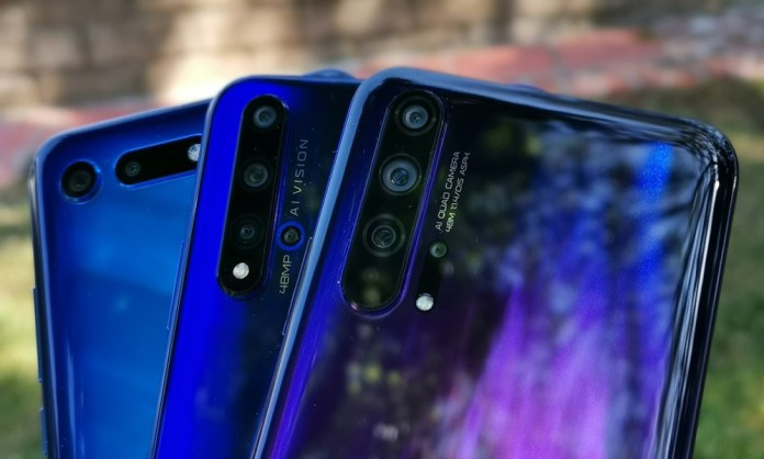 Honor 20 Pro Competes With Flagship Gaming Phones