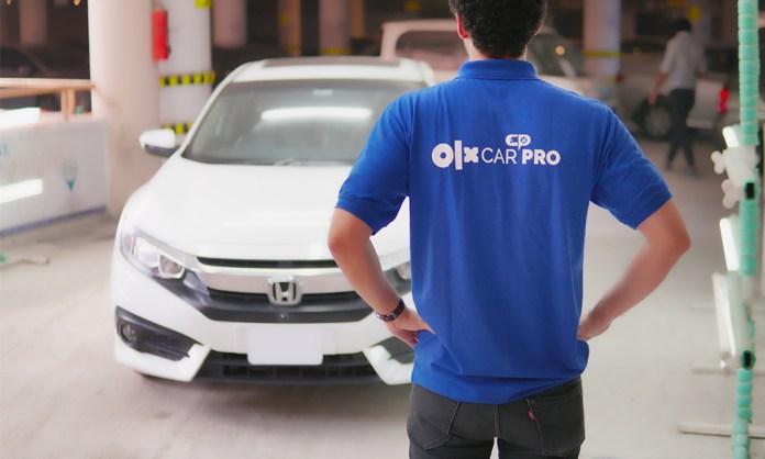 OLX CARPRO: A CAR INSPECTION SERVICE INAUGURATED IN KARACHI