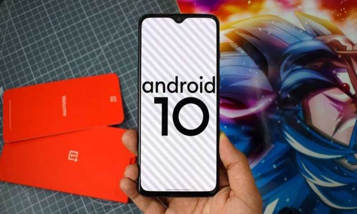 OnePlus Launches Android 10 For OnePlus 7