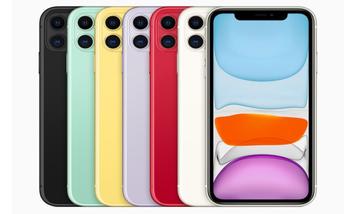 iPhone 11: Better Battery, Triple Cameras and Six New Colors