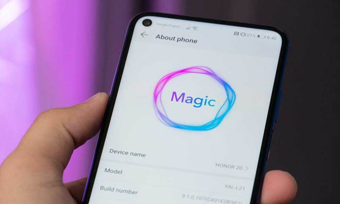 Honor confirms the list of phones that will get Android 10 with MagicUI 3.0