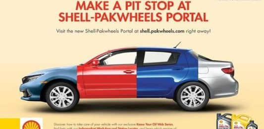 Shell Pakistan Limited collaborates with PakWheels.com