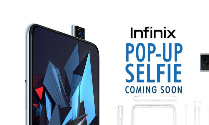 Infinix S5 Pro available in Pakistan at an affordable with premium quality