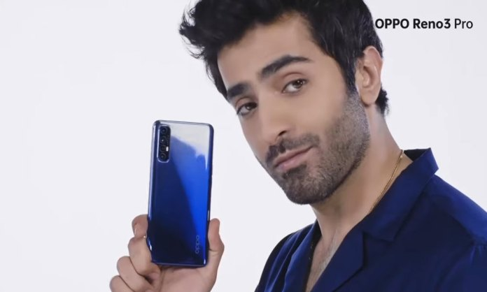 OPPO Reno 3 Unveils in Pakistan through an Online Event