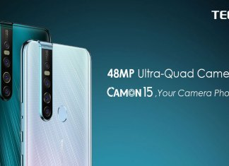 TECNO Camon 15, a perfect night shot is a reality