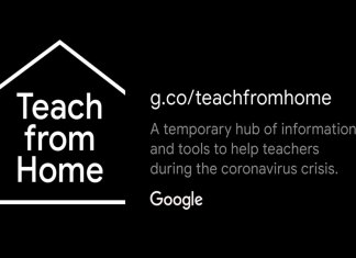 "Google introduces ""Teach from Home hub"" to help educators and students"