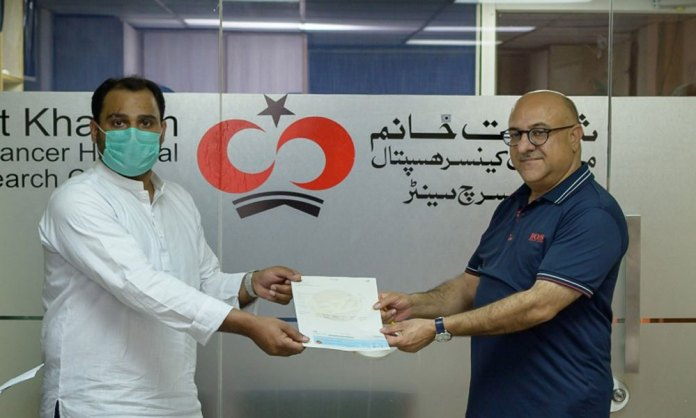 Jazz to fund 1000 COVID-19 tests at SKMCH&RC