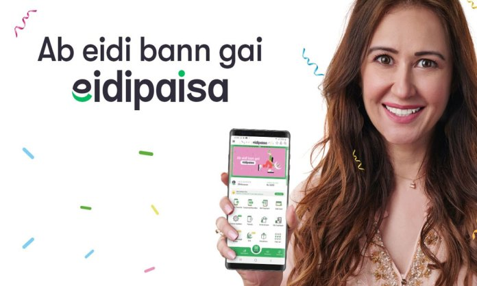 Easypaisa joins hands with Daraz For Their Eidipaisa Campaign