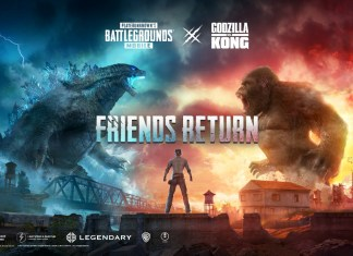 Cinematic 'Kings Godzilla and Kong' set to release in Pubg Mobile's upcoming exclusive in-game collaboration with Legendary Entertainment