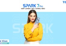 TECNO has set another milestone with Spark 7 Pro Launch in Pakistan