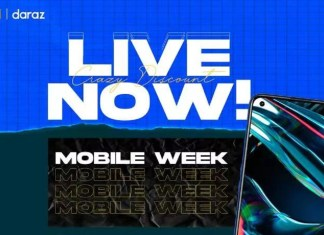 realme Offers Jaw Dropping Discounts on Daraz Mobile Week 2021